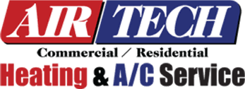 Air Tech Heating & Air Conditioning Service Logo