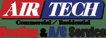 Air Tech Heating & Air Conditioning Service Logo